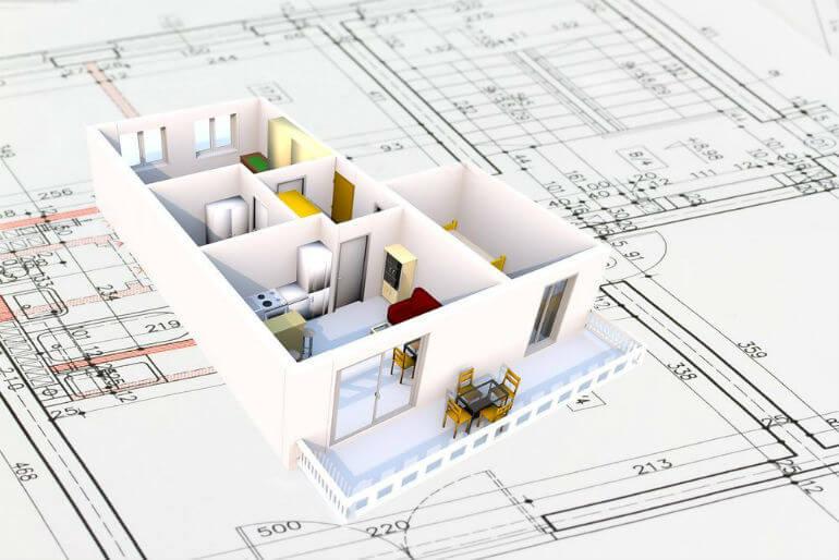 Как сделать технический план (техплан) жилого дома?