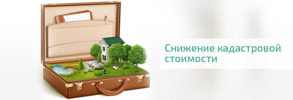 Оспаривание и снижение кадастровой стоимости недвижимости