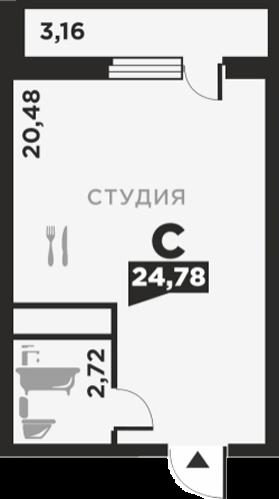 ЖК «На Красных Партизан 2»